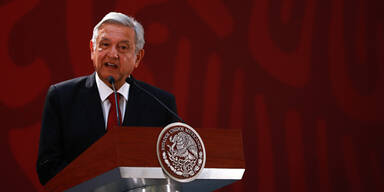 Mexikos Präsident lobte gute Beziehungen zu Trump