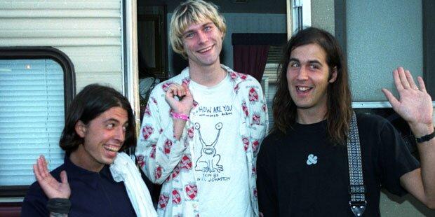 Nirvana: Neuer Song aufgetaucht