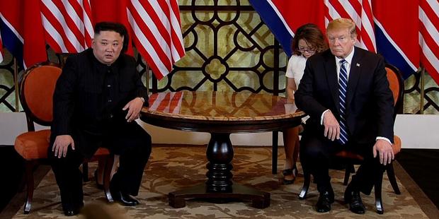 Trump lässt Kim abblitzen