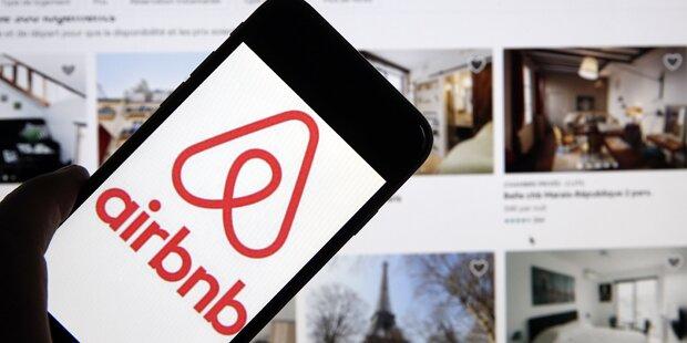 Sozialwohnung über Airbnb angeboten