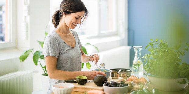 Immunsystem mit gesunder Ernährung stärken
