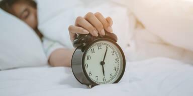 Wecker Zeit Schlafen