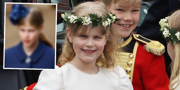 Kates Blumenmädchen: Das ist sie heute