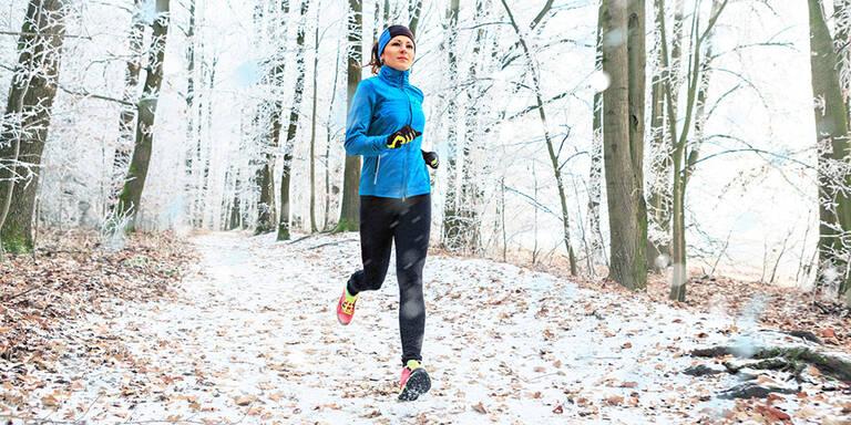 Lauf-Guide für den Winter