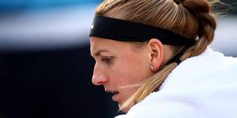 Haftstrafe für Angriff auf Tennis-Star Kvitova erhöht