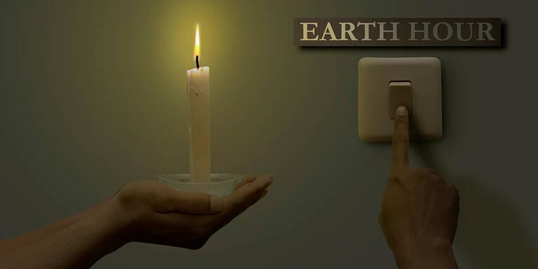 """""""Earth Hour"""" 2020: Licht aus am 28. März"""