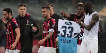 Nach provokantem Jubel: 86.000 Euro Strafe gegen AC Milan