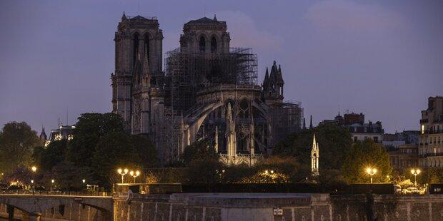 Schwierige Prognose zu Zustand der Notre-Dame-Bausubstanz