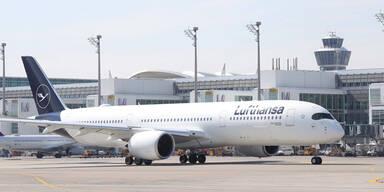 EU genehmigt 290 Mio Euro Staatshilfe für belgische Lufthansa-Tochter