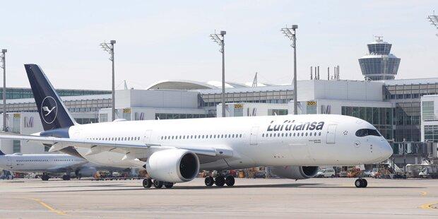 Lufthansa warnt vor Insolvenz