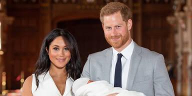 Gemeinsamer Staatsbesuch mit Baby Archie im Herbst