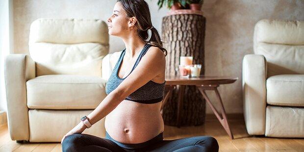 Fit mit Baby: Angebote im Netz