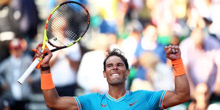 Nadal in Monte Carlo im Halbfinale - Djokovic out