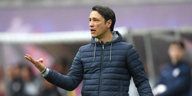 Aus von Bayern-Trainer Niko Kovac schon fix?