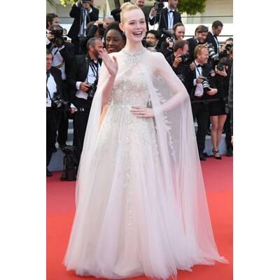 Die Looks vom Cannes-Finale