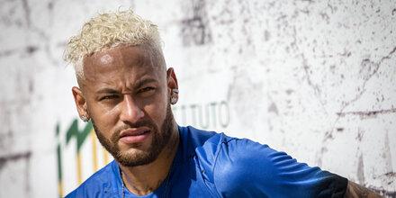 Neymar sorgt mit Bibel-Posting für Wirbel