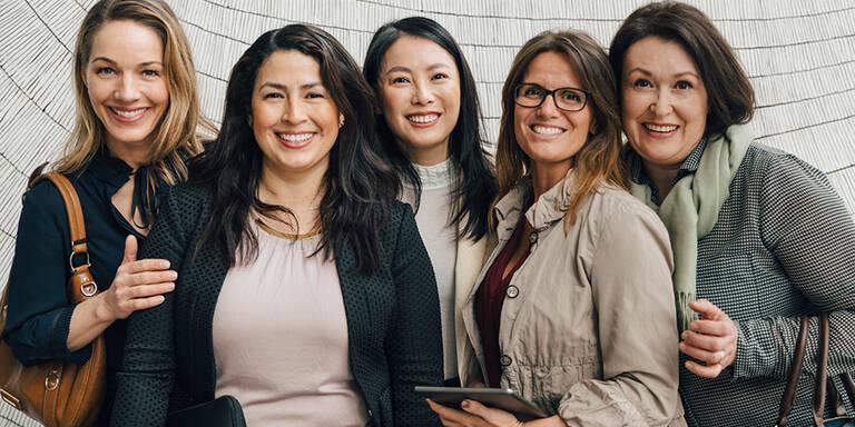 Vier Forderungen zum Weltfrauentag