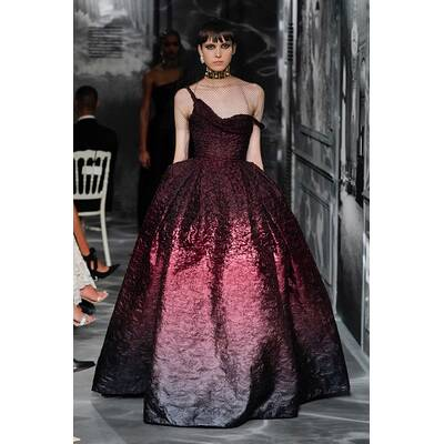 Christian Dior - Haute Couture Herbst Winter 2019