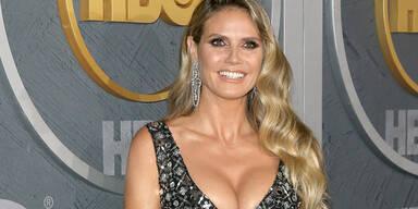 Heidi Klums Brüste-Video bringt Fans ins Schwitzen