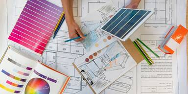 Innenarchitektur Planung
