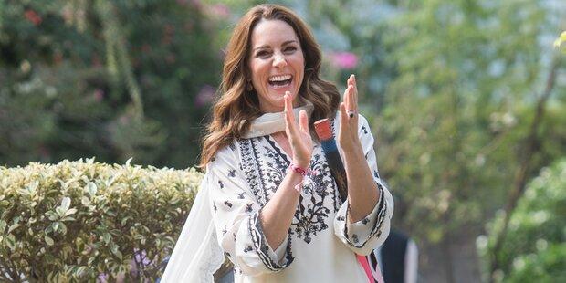 Herzogin Kate will ihre eigene TV-Show