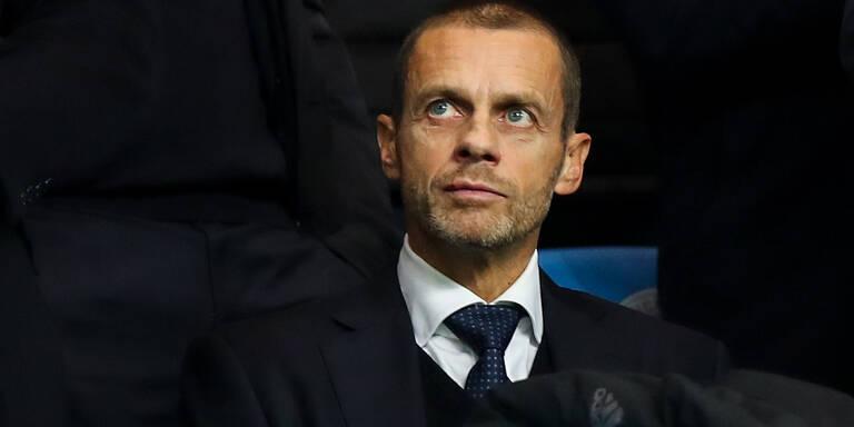 EURO 2021: Das sind die vier Corona-Szenarien der UEFA