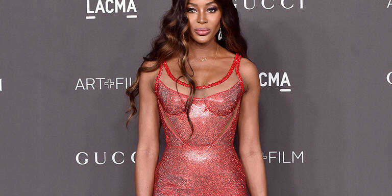 Extrem-Diät: So hält Naomi Campbell ihre Figur