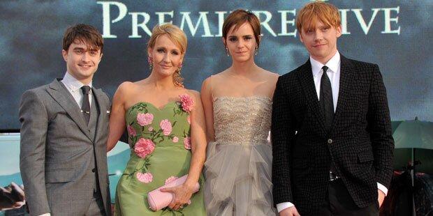 Rowling: Das ist dran an Potter-Gerüchten