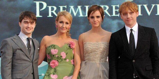 Harry Potter: ER ist Rowlings Liebling