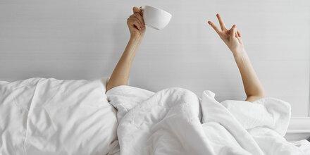 Gut schlafen trotz Hitzewelle