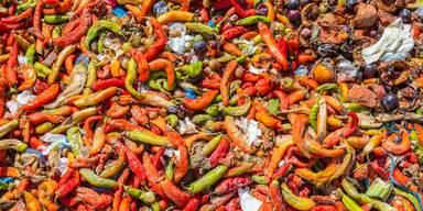 Schockierende Studie zur Lebensmittelverschwendung
