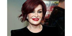 Sharon Osbourne trägt jetzt graue Haare
