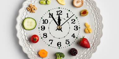 Essen Diät Uhr