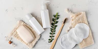 plastikfreie Kosmetikartikel