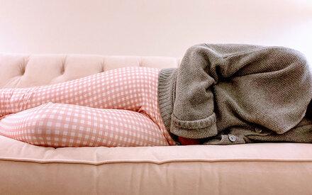 Studie: Orgasmus gegen Periodenschmerzen?