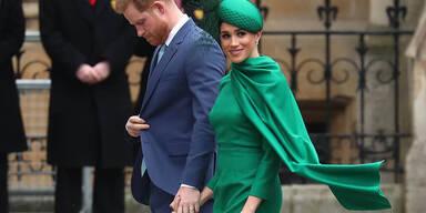 Herzogin Meghan & Prince Harry