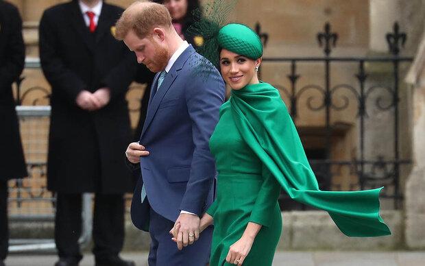 Meghans letzter Look als Royal