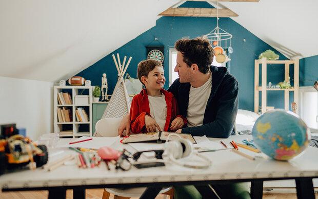 Die 7 Schritte der Kindererziehung