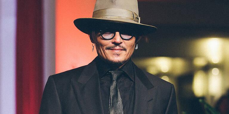 Willkommen auf Instagram, Mr. Johnny Depp!