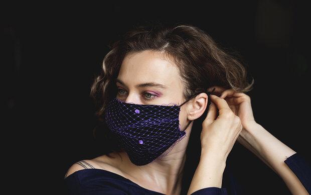Masken-Trick bei schmerzenden Ohren