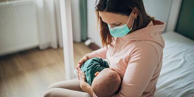 coronavirus breastfeeding