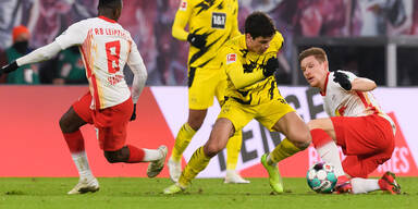 Leipzig gegen Dortmund