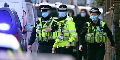 Police Polizei Wales