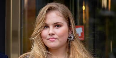 Kronprinzessin Amalia verzichtet auf jährliche Millionen-Zulage