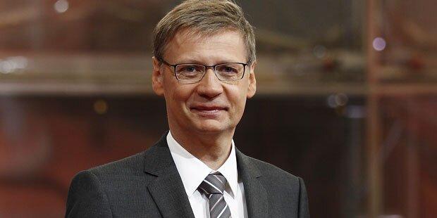 Günther Jauch bleibt bei RTL