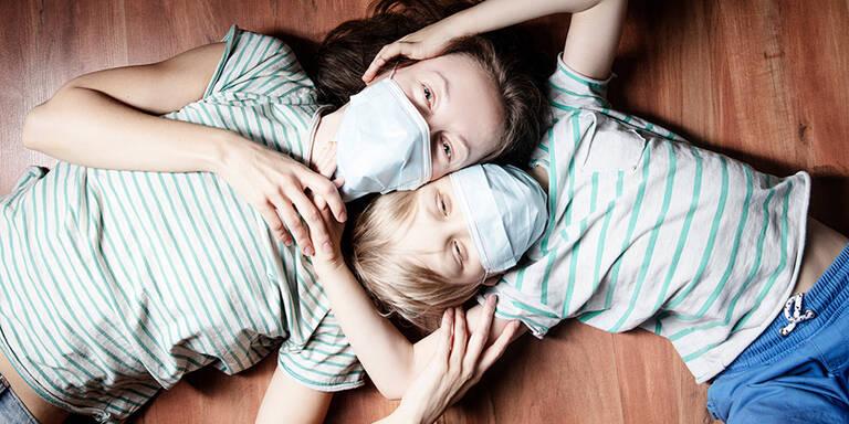 Resilienz bei Kindern stärken