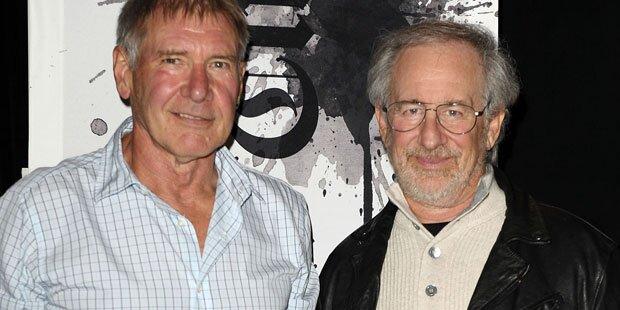 Spielberg verrät: Indiana Jones 5 mit Harrison Ford
