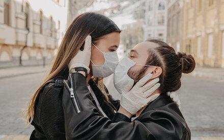 Kanadas Behörden empfehlen Maske beim Sex