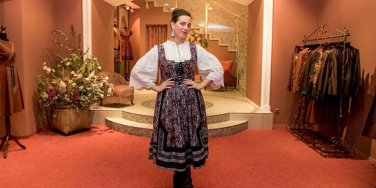 Lena Hoschek eröffnet Flagship-Store in Kitzbühel