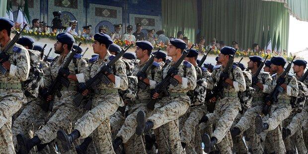 Saudi-Arabien nimmt iranische Elitesoldaten mit Sprengstoff fest